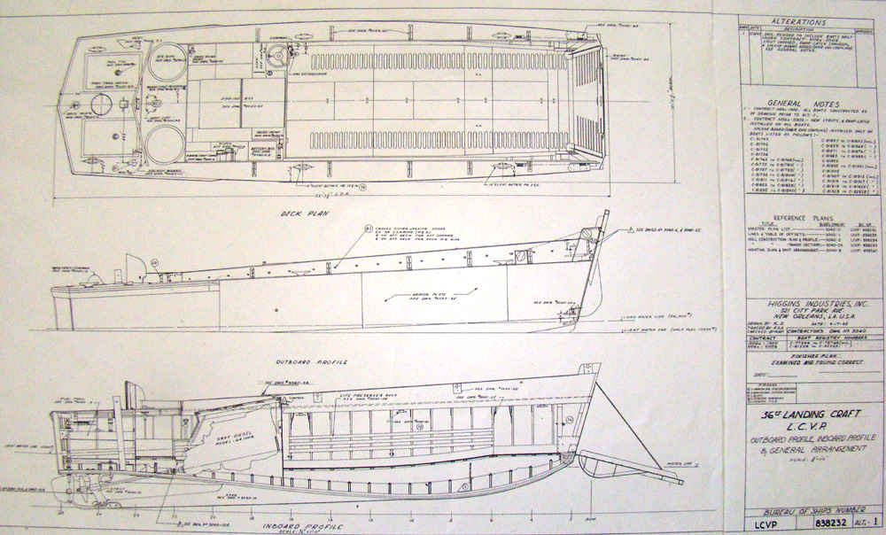 Higgins Pt Boat Plans Pictures to Pin on Pinterest - ThePinsta