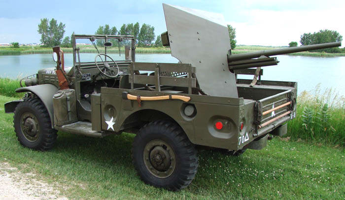 WC51 WEAPONS CARRIER