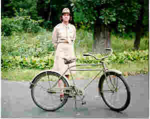Army Bicycle
