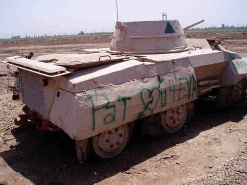M8 LIGHT ARMORED CAR