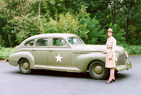 1941 Buick Staff Car
